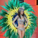 Priscila Machado- Miss Universe 2011- Preliminary Competition- National Costume