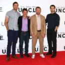 Armie Hammer-July 23, 2015-The Man from U.N.C.L.E. photocall at Claridge's Hotel in London