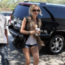 Nicole Richie - In West Hollywood - August 8 2008