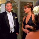 Chris Carmack and Melinda Clarke
