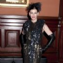 Linda Evangelista at the Lycee Francais de New York 2012 Gala