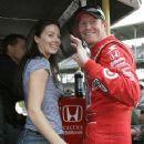 Scott Dixon and Emma Davies
