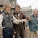 Filming the Grimm Brothers' arrival in Marbaden village, Photo: Francois Duhamel