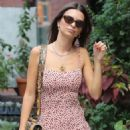 Emily Ratajkowski – Seen While Out And About In New York