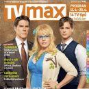 Kirsten Vangsness, Matthew Gray Gubler, Thomas Gibson - TV Max Magazine Cover [Czech Republic] (12 April 2013)