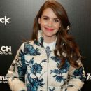 Alison Brie Variety Studio At Sundance 2015 In Park City