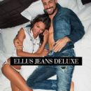Lais Ribeiro for Ellus Jeans Deluxe Spring/Summer 2015 ad campaign