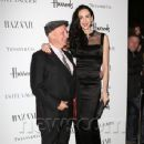 L'Wren Scott attend the Harper's Bazaar Woman of the Year Awards at Claridge's Hotel on October 31, 2012 in London, England - 343 x 512