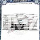 JB'S Birth Certificate