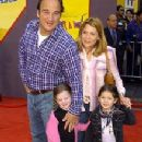 James Belushi and Jennifer Sloan