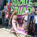 Margot Robbie- July 25, 2016- SUICIDE SQUAD Wynwood Block Party And Mural Reveal With Cast