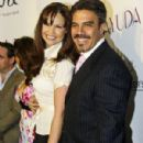 Ana Patricia Rojo and Luis Gatica