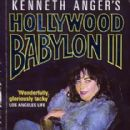 Kenneth Anger's Book - Hollywood Babylon II