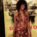 Shondrella Avery at the LA premiere of New Line Cinema's Domino