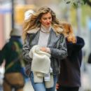 Gisele Bundchen – Out and about in New York City - 454 x 515