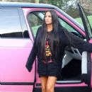 Katie Price – Out in Brighton - 454 x 681
