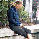 Caroline Wozniacki – Seen Out In New York - 454 x 610