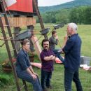 Three Billboards Outside Ebbing, Missouri (2017) - Behind The Scenes - 454 x 577