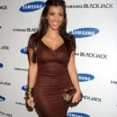 Kim Kardashian - Samsung Blackjack Launch, November 14 2006