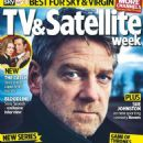 Kenneth Branagh - TV & Satellite Week Magazine Cover [United Kingdom] (21 May 2016)