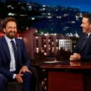 Gerard Butler at 'Jimmy Kimmel Live!' (August 2019)
