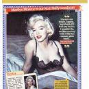 Marilyn Monroe - 100 Greatest Movie Icons Magazine Pictorial [United Kingdom] (29 September 2019)