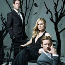 Anna Paquin, Stephen Moyer and Alexander Skarsgard Photoshoot ´s TV Guide(Jun, 2012) - 425 x 638