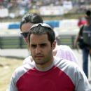 Juan Pablo Montoya and Connie Fraydell - 454 x 681
