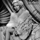 Lana Turner - Ecran Magazine Cover [Chile] (30 August 1949)