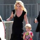 Britney Spears: Post-Court Daycare Duty