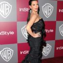 Kim Kardashian - InStyle/Warner Brothers Golden Globes Party at The Beverly Hilton hotel on January 16, 2011 in Beverly Hills, California