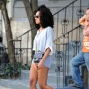 Solange Knowles: leaves her home in New York