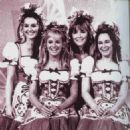 The Lawrence Welk Show- The Lennon Sisters - 454 x 467