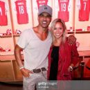 Shemar Moore and Shawna Gordon