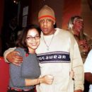 Jay-Z and Rosario Dawson