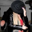 Kylie Jenner – Leaving a western-themed party at SHOREbar in Santa Monica