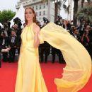 Maeva Coucke –  'Les Plus Belles Annees D'Une Vie' Red Carpet - The 72nd Annual Cannes Film Festival - 447 x 600