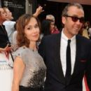 John Hannah and Joanna Roth