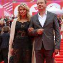 Marat Basharov and Ekaterina Arkharova - 450 x 735
