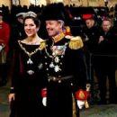 Princess Mary and Prince Frederik - 454 x 244