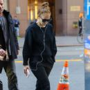 Jennifer Lopez – Arriving at the set of 'Marry Me' in New York
