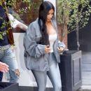 Kim Kardashian – Leaving the Mercer Hotel in New York - 454 x 691
