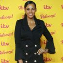Rochelle Humes – ITV Palooza in London - 454 x 606