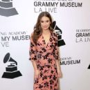 Lea Michele – 'An Evening With Lea Michele' at The GRAMMY Museum in LA