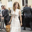 Melissa George – 2019 Paris Fashion Week – Schiaparelli Haute Couture FW 19-20 - 454 x 681