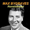 Max Bygraves Remembered 1922 - 2012
