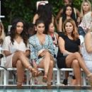 Chantel Jeffries attends the W Hotels & CFDA 2016 Collection during SWIMMIAMI at W South Beach WET on July 18, 2015 in Miami Beach, Florida - 454 x 315