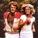 Farrah Fawcett and Lee Majors - 400 x 456