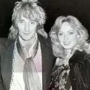 Marcy Hanson and Rod Stewart - 190 x 266
