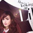 Lily Collins - Glamour Magazine Pictorial [United Kingdom] (September 2013)